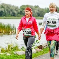 Jüri Jaansoni Kahe Silla jooks - Anneli Talts (2900)