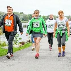 Jüri Jaansoni Kahe Silla jooks - Maarja Adamson (2605), Külli Kidra (2699), Tarmo Lensment (2747)
