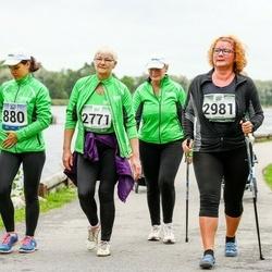 Jüri Jaansoni Kahe Silla jooks - Janika Luhaäär (880), Ülle Meeras (2771), Kaili Tamm (2981)
