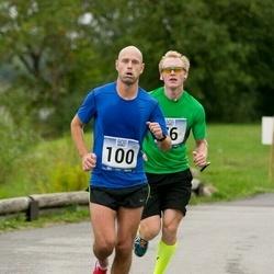 Jüri Jaansoni Kahe Silla jooks - Steven Raudsepp (100)