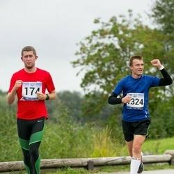 Jüri Jaansoni Kahe Silla jooks - Jarmo Vooglaine (174), Silver Nuga (1324)