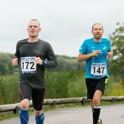Jüri Jaansoni Kahe Silla jooks - Sven Veedla (147), Rauno Merila (172)