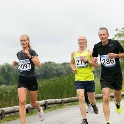 Jüri Jaansoni Kahe Silla jooks - Laur Saar (279), Kristina Kuhi (1097)