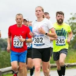 Jüri Jaansoni Kahe Silla jooks - Ranno Rüütsalu (227), Eero Heinmets (245), Kristiina Laht (302)