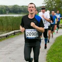 Jüri Jaansoni Kahe Silla jooks - Alan Jürisson (2090)