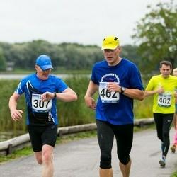 Jüri Jaansoni Kahe Silla jooks - Toivo Ivainen (307), Janek Ollep (462)