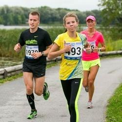 Jüri Jaansoni Kahe Silla jooks - Kelly Ehavee (493), Hendrik Välja (1970)