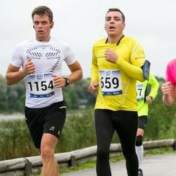 Jüri Jaansoni Kahe Silla jooks - Janno Kodasma (659), Rain Laidma (1154)
