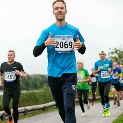 Jüri Jaansoni Kahe Silla jooks - Madis Laas (2069)