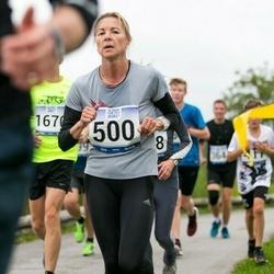 Jüri Jaansoni Kahe Silla jooks - Terje Õiglane (500)