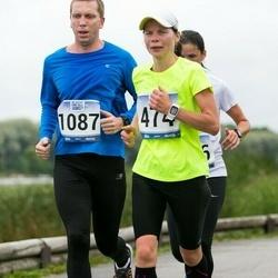 Jüri Jaansoni Kahe Silla jooks - Ülle Liiv (474), Rene Kottisse (1087)