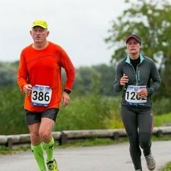 Jüri Jaansoni Kahe Silla jooks - Uno Markson (386), Kristiina Lindenberg (1202)