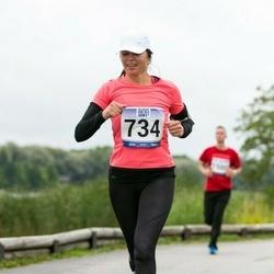 Jüri Jaansoni Kahe Silla jooks - Liia Nilp (734)