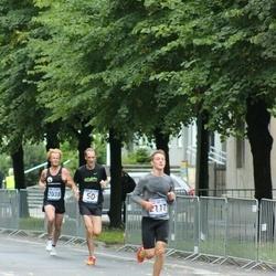 Jüri Jaansoni Kahe Silla jooks - Priit Talu (50), Siim Susi (2038), Karl Mell (2117)