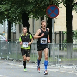 Jüri Jaansoni Kahe Silla jooks - Tiit Palu (38), Allan-Peeter Jaaska (52)
