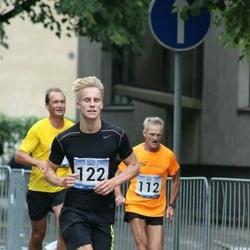 Jüri Jaansoni Kahe Silla jooks - Arnold Schmidt (112), Rasmus Pihu (122)