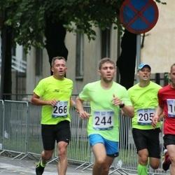 Jüri Jaansoni Kahe Silla jooks - Henrik Vospert (244), Raimo Kurg (266)