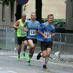 Jüri Jaansoni Kahe Silla jooks - Marek Mustonen (140), Herman Pärn (182)