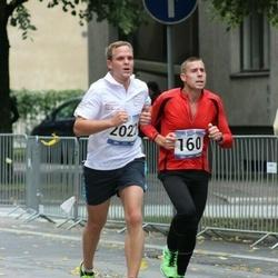 Jüri Jaansoni Kahe Silla jooks - Avo Taats (160), Robert Unga (2022)