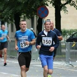 Jüri Jaansoni Kahe Silla jooks - Janos Usin (150), Madis Loit (237)