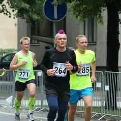 Jüri Jaansoni Kahe Silla jooks - Pavel Guitar (264), Argo Paavel (271), Gregor Käär (285)