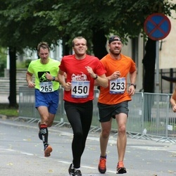 Jüri Jaansoni Kahe Silla jooks - Pirko Palu (253), Silver Soosaar (265), Kaarel Koitne (450)