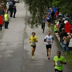 Jüri Jaansoni Kahe Silla jooks - Mark Abner (4), Aaro Tiiksaar (33)