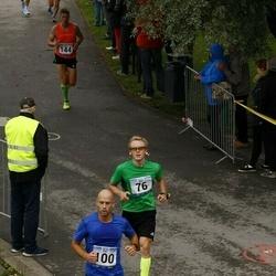 Jüri Jaansoni Kahe Silla jooks - Kardo Aia (76), Steven Raudsepp (100)