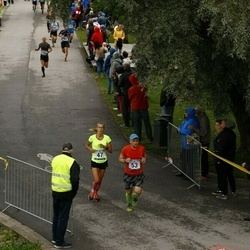 Jüri Jaansoni Kahe Silla jooks - Minna Kuslap (47), Lauri Enn (53)