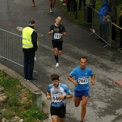 Jüri Jaansoni Kahe Silla jooks - Maido Janke (946), Reget Roomet (2041)