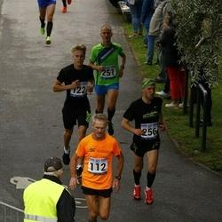 Jüri Jaansoni Kahe Silla jooks - Arnold Schmidt (112), Rasmus Pihu (122), Kalle Oruaas (251), Raul Roots (256)