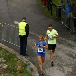 Jüri Jaansoni Kahe Silla jooks - Jana Treier (80)