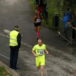 Jüri Jaansoni Kahe Silla jooks - Ragnar Virma (94)