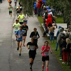 Jüri Jaansoni Kahe Silla jooks - Veiko Lille (220), Klarika Kuusk (360)