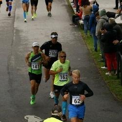 Jüri Jaansoni Kahe Silla jooks - Harry Säär (62), Karre Lauring (141), Andre Kaaver (162), Kaido Koppel (2108)