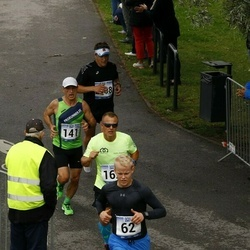 Jüri Jaansoni Kahe Silla jooks - Harry Säär (62), Karre Lauring (141), Andre Kaaver (162)