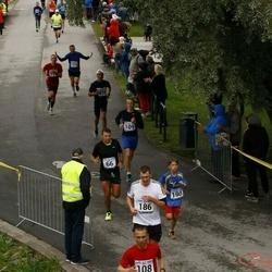 Jüri Jaansoni Kahe Silla jooks - Aleksandr Zurbi (108), Rain Gussev (186)