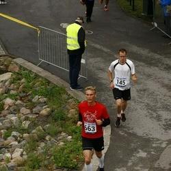 Jüri Jaansoni Kahe Silla jooks - Arno Bester (145), Risto Paane (663)