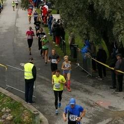 Jüri Jaansoni Kahe Silla jooks - Toivo Ivainen (307), Erlend Tamberg (402)