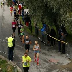 Jüri Jaansoni Kahe Silla jooks - Galina Bernat (369), Erlend Tamberg (402)