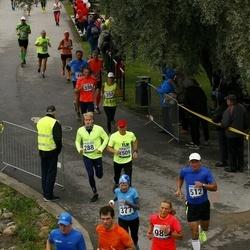 Jüri Jaansoni Kahe Silla jooks - Irja Bernard (377), Gunnar Eensoo (512)