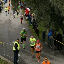 Jüri Jaansoni Kahe Silla jooks - Marge Nõmm (345), Aarne Nõmberg (670)