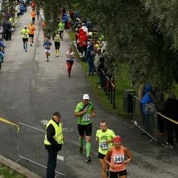 Jüri Jaansoni Kahe Silla jooks - Marge Nõmm (345), Heigo Paide (539), Aarne Nõmberg (670)