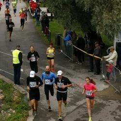 Jüri Jaansoni Kahe Silla jooks - Joonas Toom (533), Anna Maria Raspel (571)