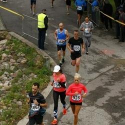 Jüri Jaansoni Kahe Silla jooks - Liia Nilp (734), Katre Härm (928)