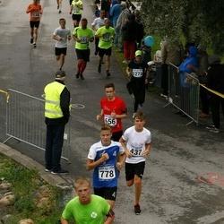 Jüri Jaansoni Kahe Silla jooks - Mikk Karus (437), Oliver Ruut (778)