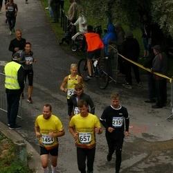 Jüri Jaansoni Kahe Silla jooks - Andres Lilleste (657), Martin Pütsep (1454), Veljo Kaljula (2159)