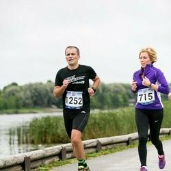 Jüri Jaansoni Kahe Silla jooks - Marina Runno (715), Erkki Metsa (1252)