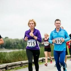 Jüri Jaansoni Kahe Silla jooks - Margo Ailt (610), Marina Runno (715)