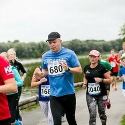 Jüri Jaansoni Kahe Silla jooks - Ando Laanesoo (680), Ege Kiilaspä (1040)